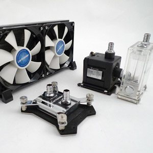 Larkooler KU3-241 Watercooling Kit