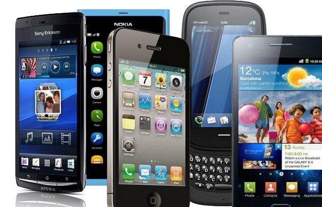 Samsung Overtaking Apple in Smartphone Sales