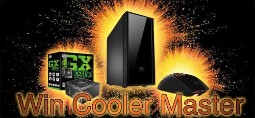Coolermaster Competition