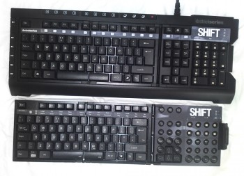 Steelseries Shift MMO