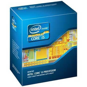 Intel Sandybridge i5 2500k