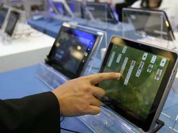 iPad Sales still Strong, Tablets, not so much