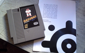 Sensei NES Cartridge