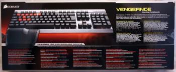 Corsair Vengeance K60