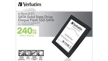 Verbatim shows off SSDs at CeBIT 2012