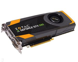 Zotac GeForce GTX680