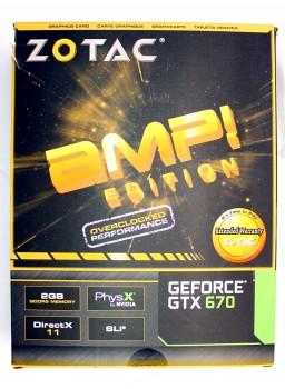 Zotac GTX 670 AMP!