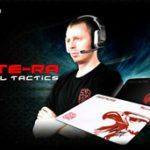 Tt eSPORTS White-Ra Special Tactics Mousepad