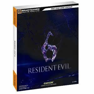 BradyGames Signature Series Guide to Resident Evil 6