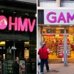GAME looking to buy up HMV outlets