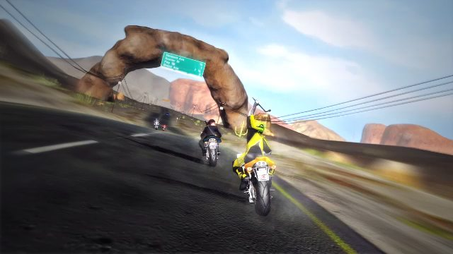 We all need to back this Road Rash inspired racer