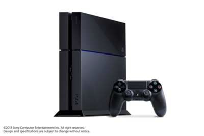 Sony gives full details of PS4 specs