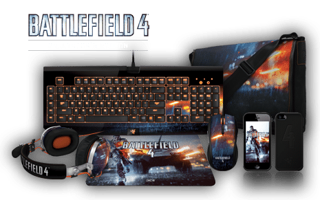 Razer announce Battlefield 4 branded Collector's Edition peripherals