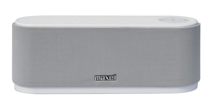 Maxell MXSP-WP2000 Bluetooth Qi Wireless Charging Speaker