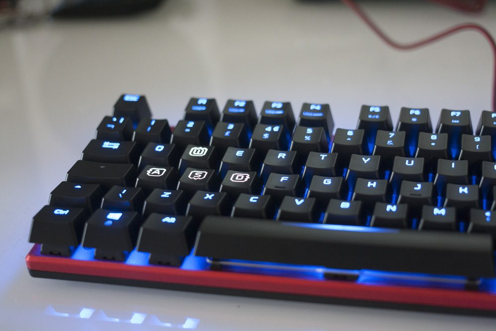 Speedlink Ultor Review A Compact Gaming Keyboard That
