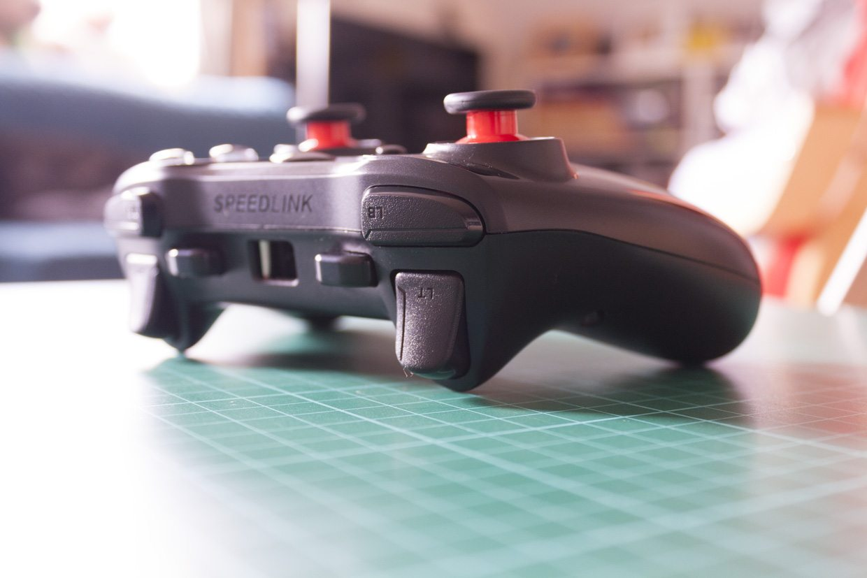 Speedlink Quinox Pro USB gamepad review - Review - Gamepads