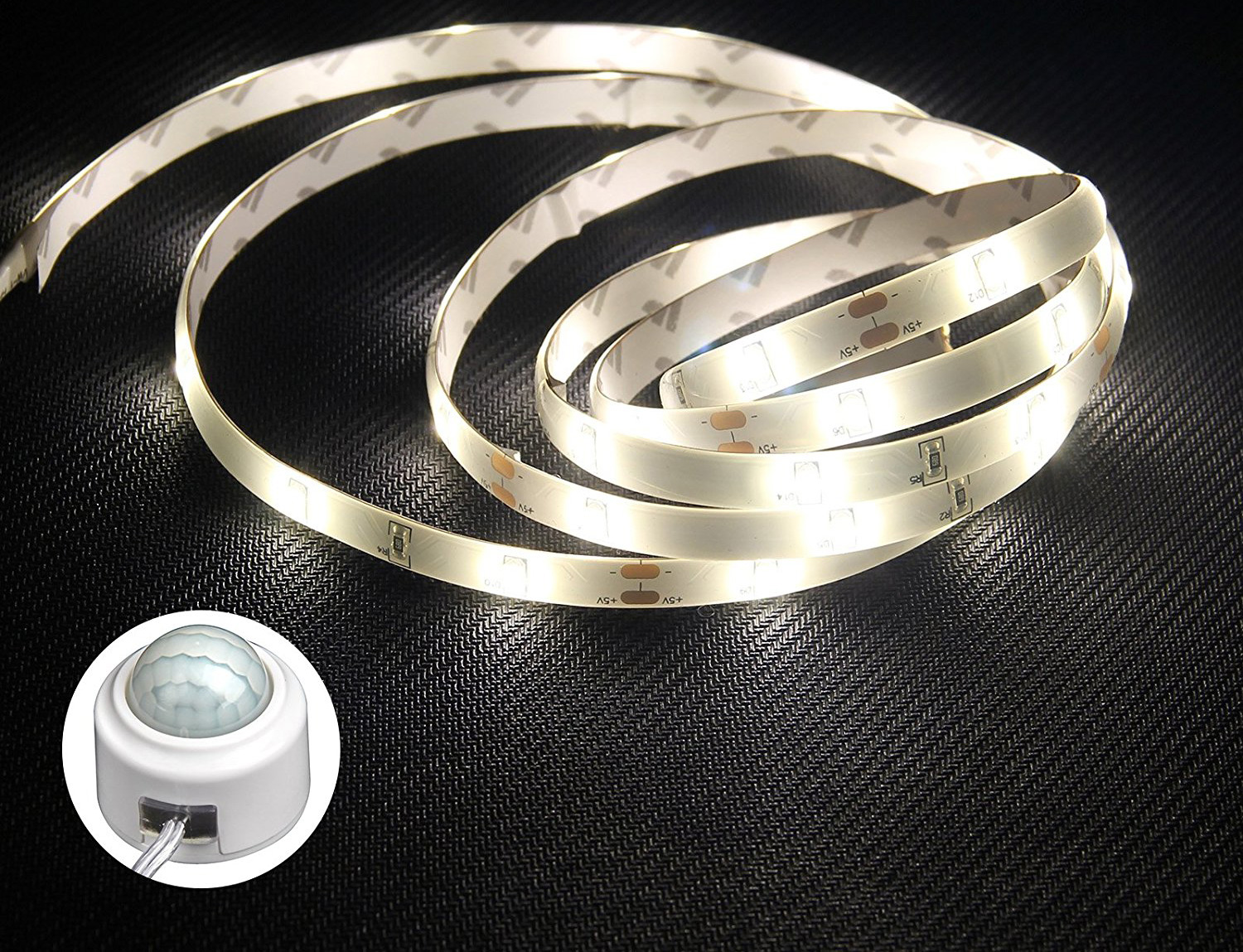 lopoo motion sensing led strip light review review other products xsreviews. Black Bedroom Furniture Sets. Home Design Ideas