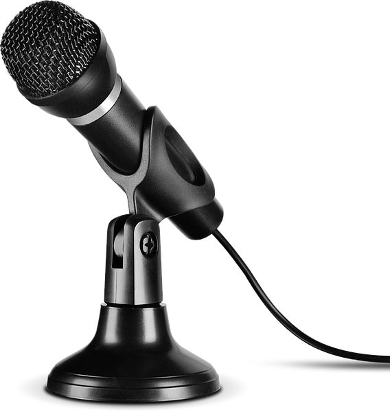 Speedlink Capo Review A Classic Usb Microphone Review