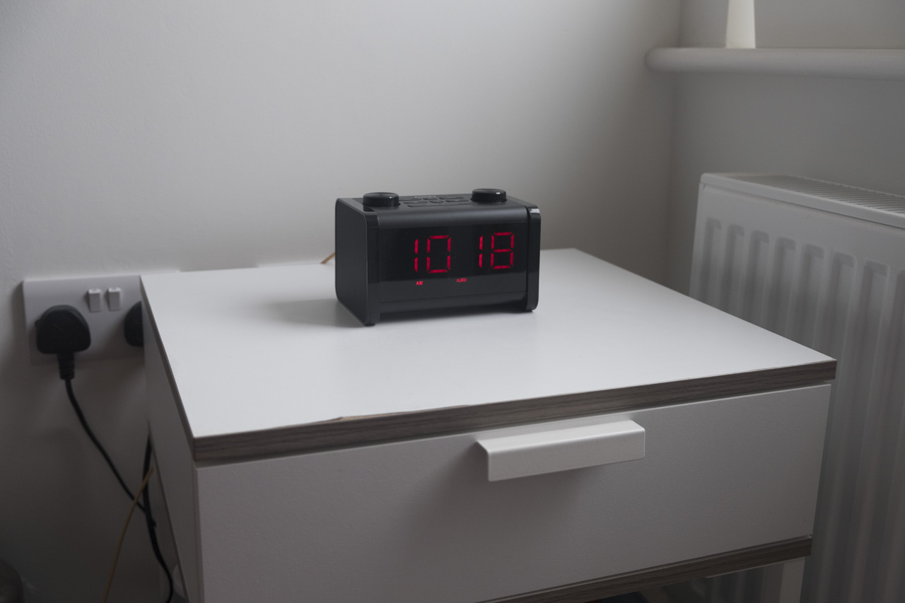 aukey alarm clock radio bluetooth speaker review review audio xsr. Black Bedroom Furniture Sets. Home Design Ideas