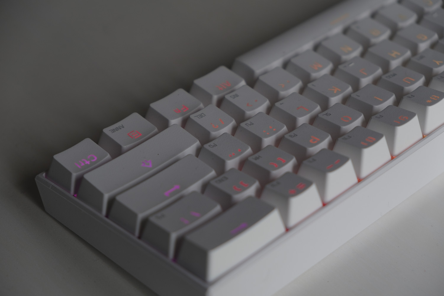 Obins anne pro review the best 60 keyboard ive ever used the benefits of the 60 form factor is that you get a much smaller and lighter keyboard which fits well with its bluetooth capabilities buycottarizona Image collections