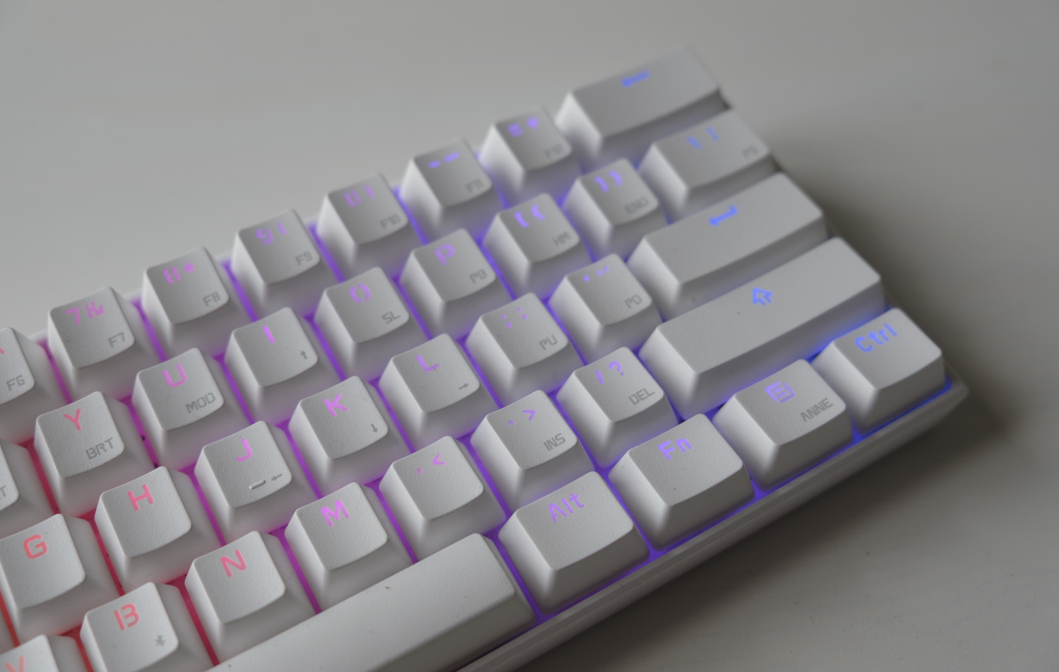 Obins Anne Pro Review The Best 60 Keyboard Ive Ever Used Xsreviews 2 Way Switch Box Small Size Of Means That You Get Plenty Room For Your Mouse Pad And If Play Games At A Low Sensitivity Like I Do Then