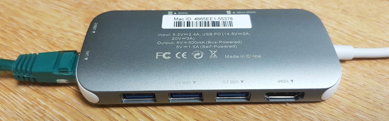 QacQoc GN30H Premium USB-C Hub review - Review - Mobile