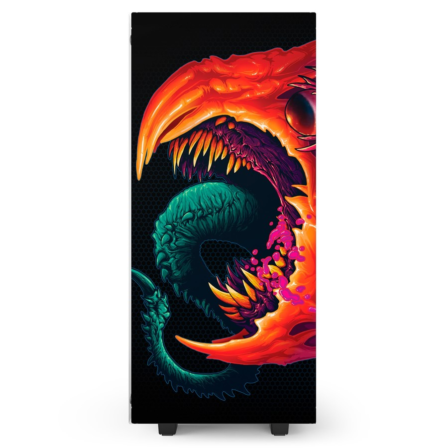 The Hyper Beast Pc Case Returns As Nzxt S340 Elite Xsreviews Steelseries Rival 300 Csgo Edition Itll Be Available From End Of May In Uk And Around World You Can See More Specs Photos On Official Page Here Pre Order