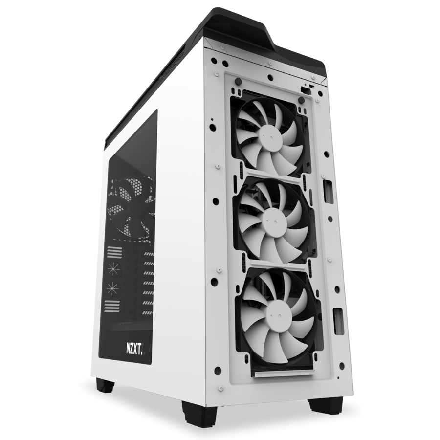 Nzxt H440 Case Review Review Cases Xsreviews