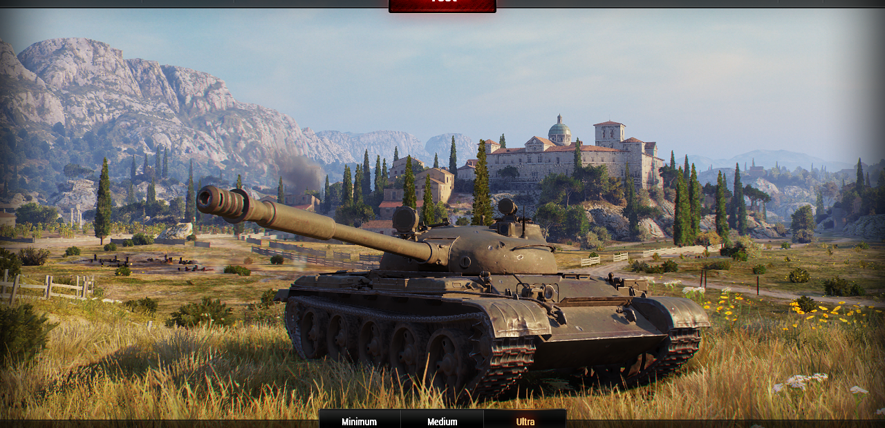 enCore benchmark review: test your PC against World of Tanks