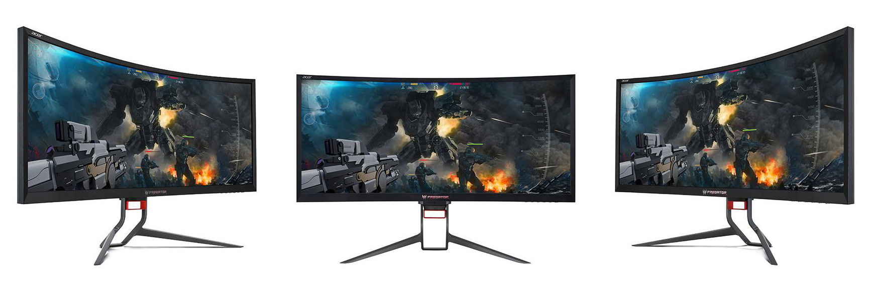 Acer Predator Z35P review: oversized impact - Review