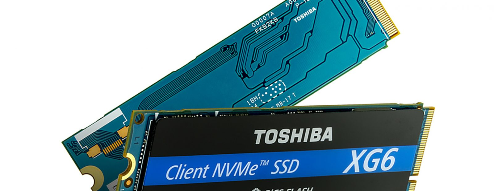 Toshiba XG6 NVMe SSD review: is this 96-layer SSD better