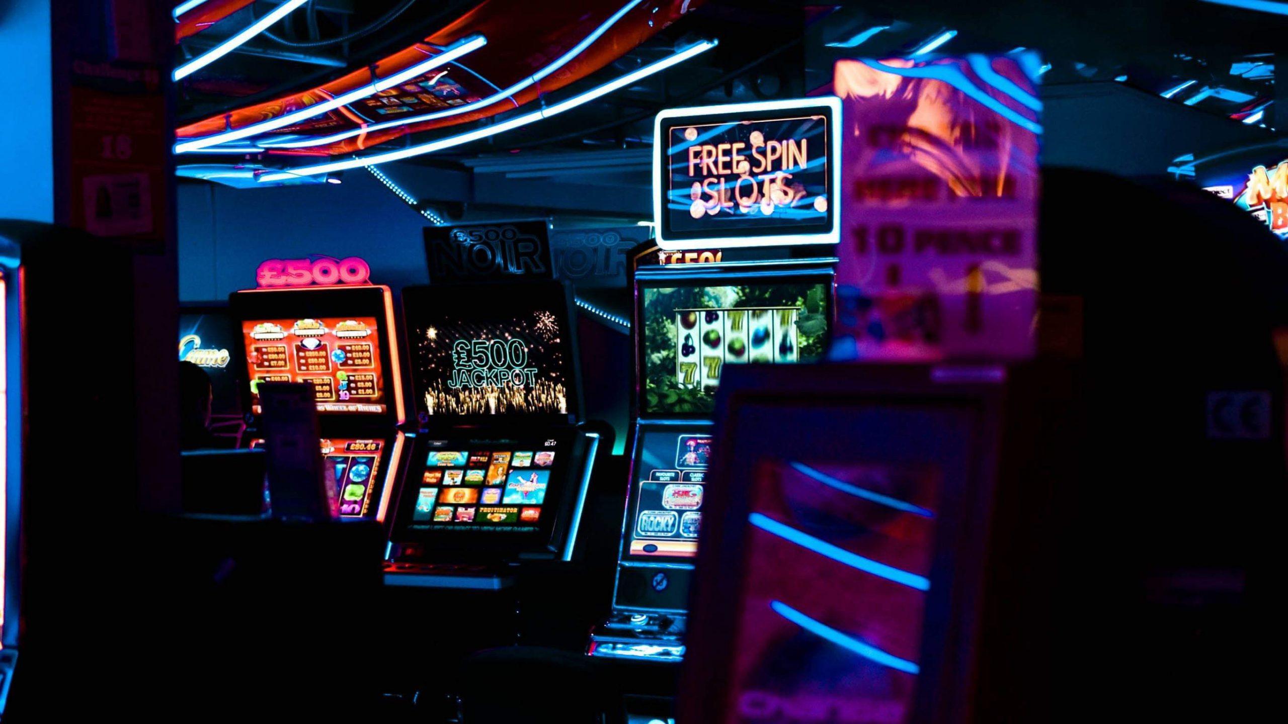 slot machine margins